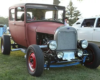 Ford Model A Tudor Hot Rod